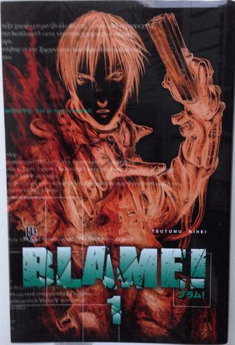 livro - blame ! tsutomu nihei. volume 1