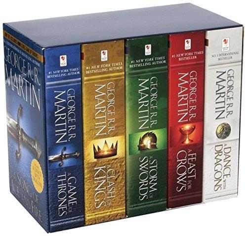 livro - box - as crônicas de gelo e fogo - volumes 1, 2, 3,