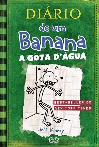 Livro Box Diário De Um Banana 5 Volumes Edição Pocket - R