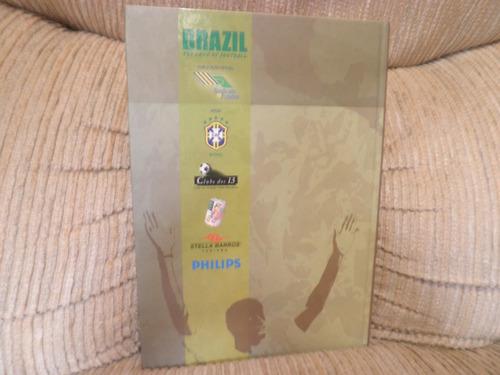 livro brasil o país do futebol 2006