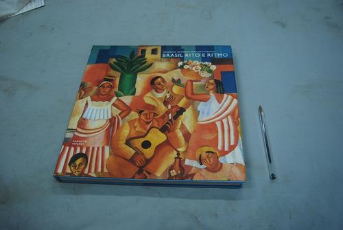 livro brasil rito e ritmo leonel kaz