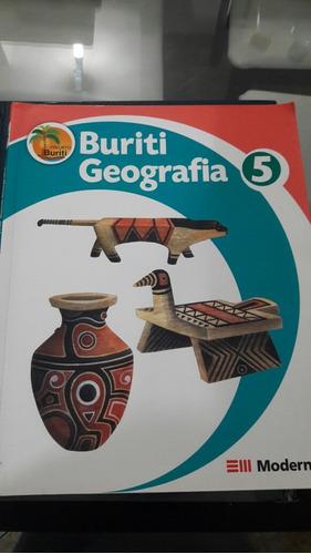 livro buriti geografia 5