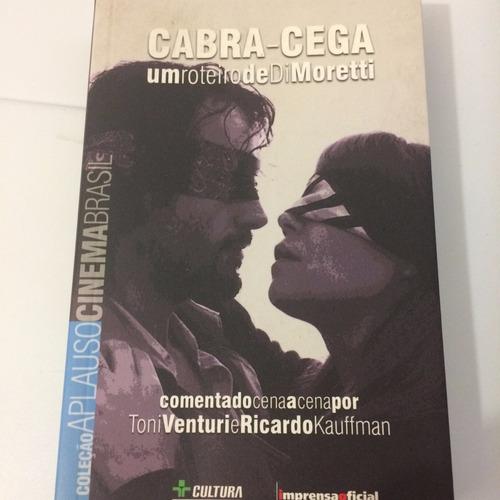 livro cabra cega di moretti físico