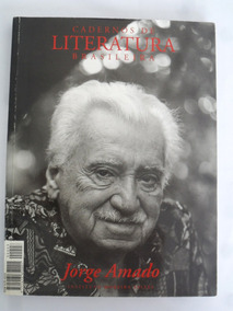 Livro Cadernos De Literatura Brasileira Jorge Amado De 1997