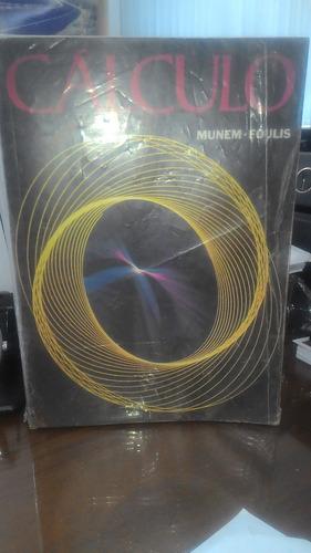 livro cálculo i munem - foulis