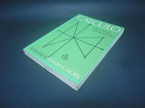 livro cálculo um curso universitário volume ii