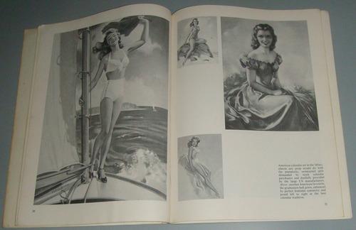 livro calendar girls ( inglês )