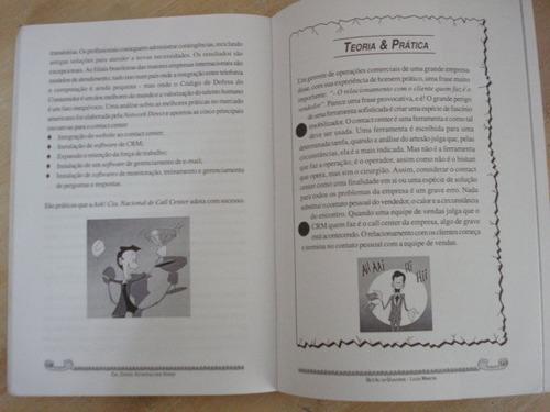 livro - call center: estratégia para vencer - lucas mancini