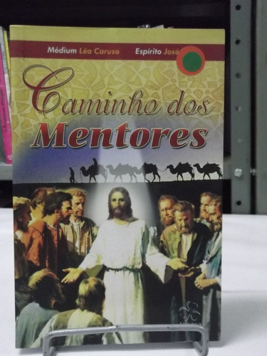 livro - caminhos dos mentores - médium léa caruso
