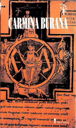 livro carmina burana, bilingue latim-português   +
