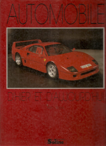 livro carros de ontem e hoje - ken vose 1990 - francês