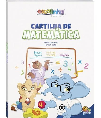 livro cartilha de matemática todolivro