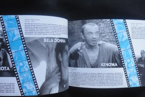 livro catalogo 2a. mostra de cinema d tiradentes´99 completo