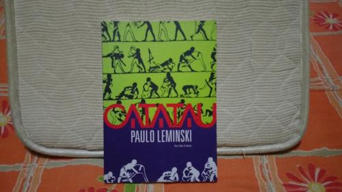 livro catatau - paulo leminski