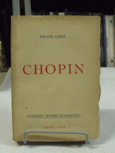 livro - chopin - collection musique et musiciens