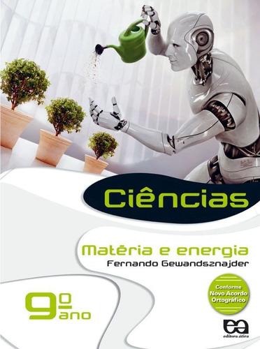 livro ciências matéria energia 9º ano