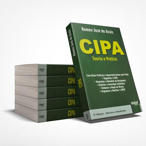 livro cipa - teoria e prática