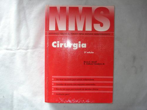 livro - cirurgia - bruce e. jarrell, r. anthony carabasi