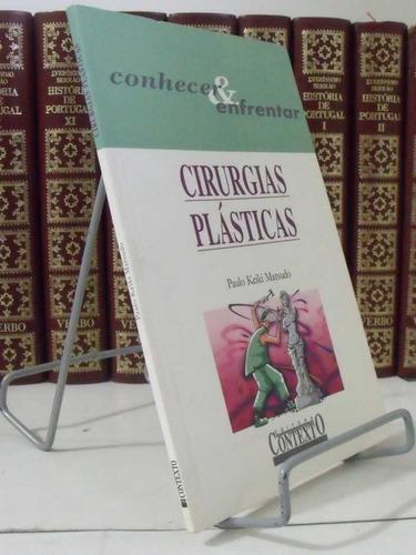 livro - cirurgias plásticas