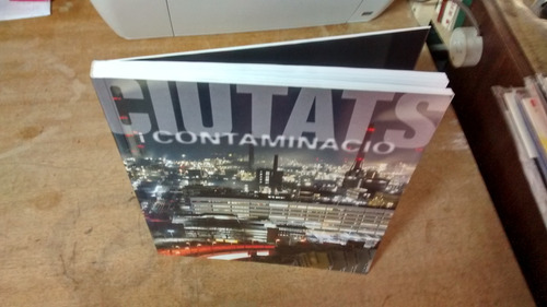 livro ciudades y contaminacion
