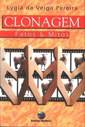livro - clonagem fatos e mitos