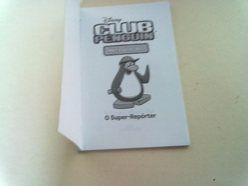 livro club penguim o super repórter disney