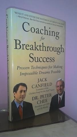 coaching for breakthrough success proven techniques for making impossible dreams possible