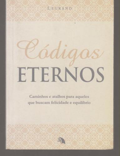 livro códigos eternos - legrand