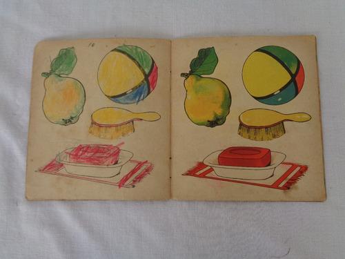 livro coelho da páscoa desenho usado  colorir antigo