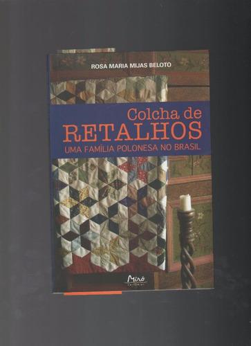 livro colcha de retalhos uma família polonesa no brasil k4