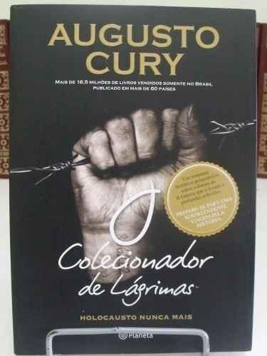 livro colecionador de lágrimas  - auguto cury