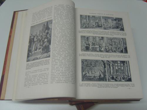 livro coleção historia das naçoes - 3 volumes