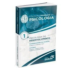 livro coleção manuais da psicologia