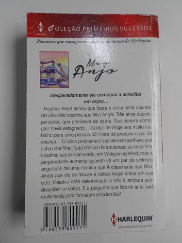 livro coleção primeiros sucessos  meu anjo ed.39