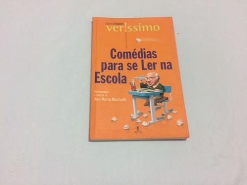 livro - comédias para se ler na escola - érico veríssimo