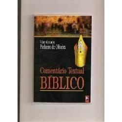 livro-comentário textual bíblico-base hebraica