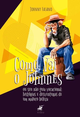 livro - como vai o johnnes