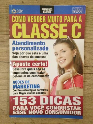 livro como vender muito para classe c