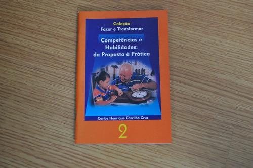 livro competências e habilidades carlos henrique c. cruz
