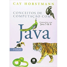 Livro: Conceitos De Computação Com Java 5° Edição