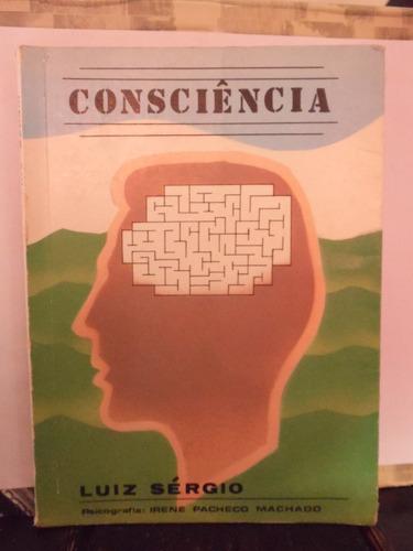 livro -  conciência - luiz sérgio