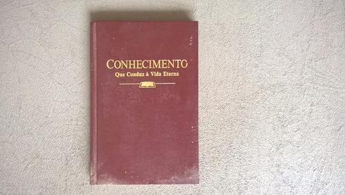 livro - conhecimento que conduz á vida eterna