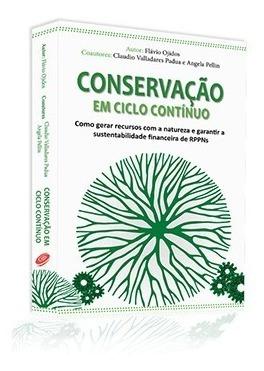 livro  conservação em ciclo contínuo