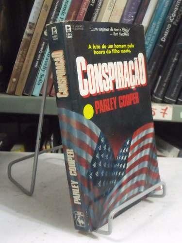 livro - conspiração - parley cooper