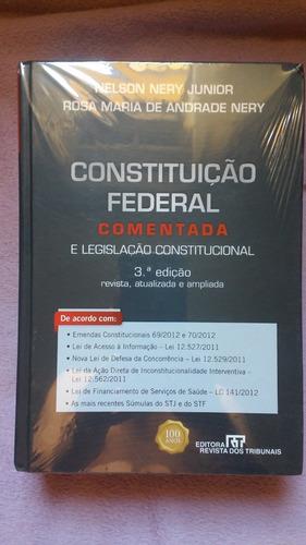 livro constituição federal