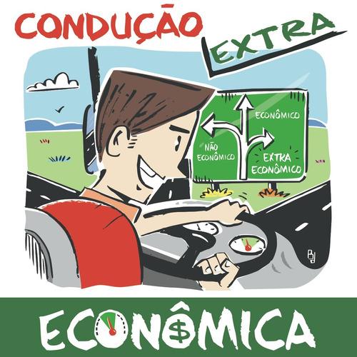 livro - consumo de combustível - uma questão de atitude