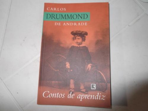 livro contos de aprendiz, drummond