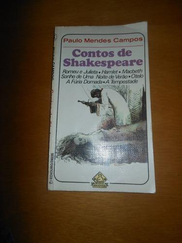 livro contos de shakespeare