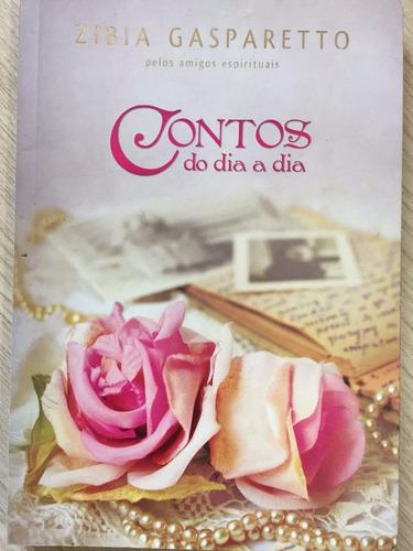 livro contos do dia a dia - zíbia gasparetto