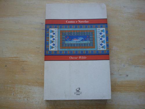 livro - contos e novelas - oscar wilde